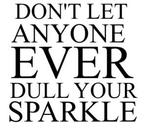 quote, love, and sparkle image