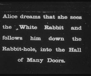 alice, alice in wonderland, and text image