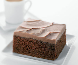 chocolate cake, delicious, and dessert image