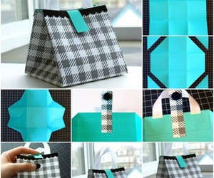 diy, bag, and how to image