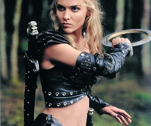 tv shows and xena warrior princess image