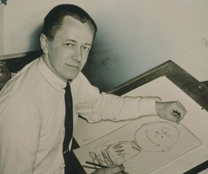 charlie brown, peanuts, and charles m. schulz image
