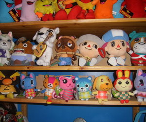 animal crossing, toys, and video game image
