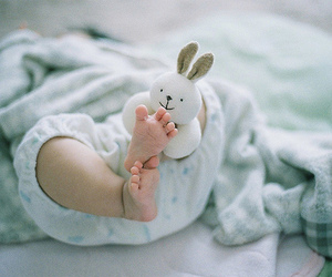 baby, cute, and feet image