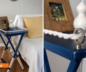 diy, handmade, and table image
