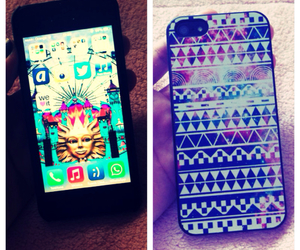 aztec, iphone, and party image