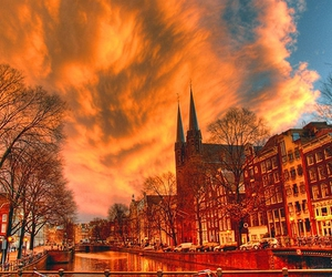 amsterdam, holland, and netherlands image