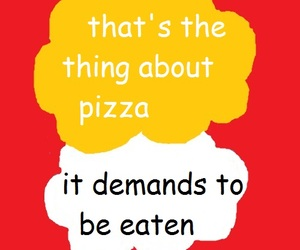 food, pizza, and the fault in our stars image
