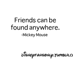 disney, mickey mouse, and friends image