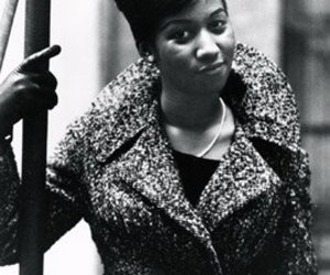 aretha franklin, respect, and white image