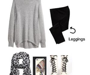 clothes, fall, and perfection image