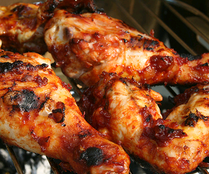 baking, sauce, and bbq image