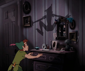 disney, peter pan, and fairytales image