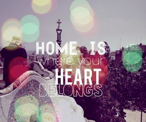 heart, home, and love image