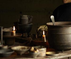 cauldron, pagan, and celtic image