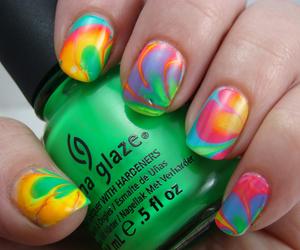 nail art, nails, and perfect image