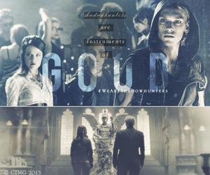 isabelle, the mortal instruments, and city of bones image