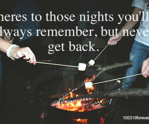 text, night, and quote image