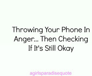 quote, text, and anger image