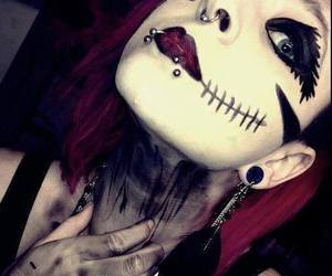 Halloween, black veil brides, and warpaint image