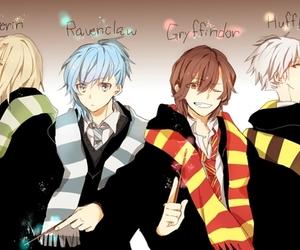 anime, anime version, and boys image
