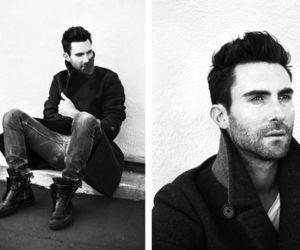 adam levine, Hot, and maroon 5 image