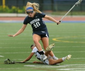 girls, LAX, and lacrosse image