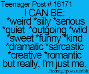 teenager post, weird, and funny image