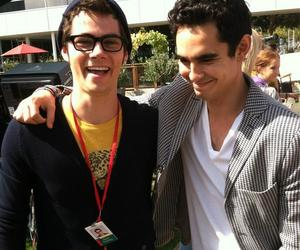 dylan o'brien, max minghella, and the internship image