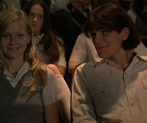 Kirsten Dunst and the virgin suicides image