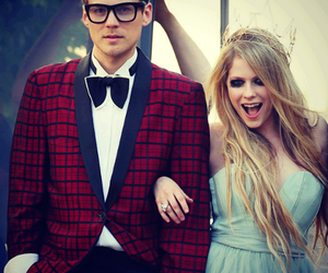 Avril Lavigne, Avril, and evan taubenfeld image