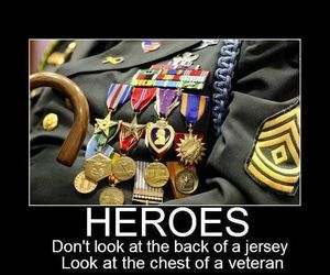 army, heroes, and Marines image