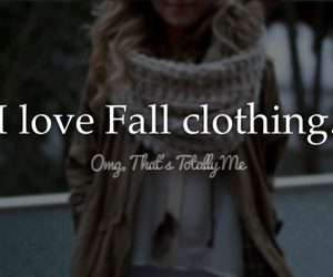 fall and love image