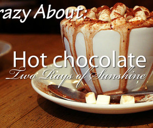 autumn, chocolate, and delicious image