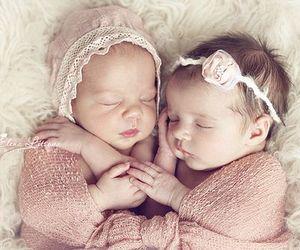 baby, beautiful, and girls image