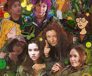 Daria, Collage, and juno image