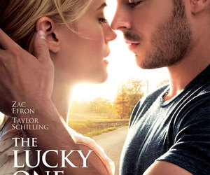 the lucky one, zac efron, and movie image