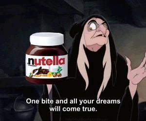 dreams, fav, and nutella image