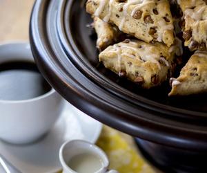 Cinnamon and scones image