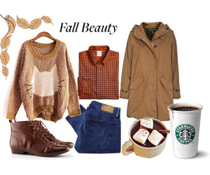autumn, beauty, and booties image