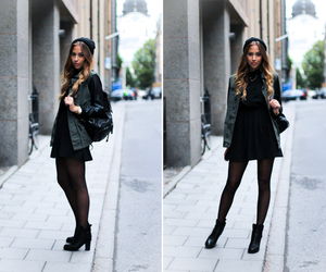 beauty, blogger, and fashion image