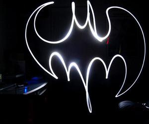batman and light image