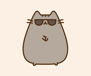 cat, gangnam style, and pusheen image
