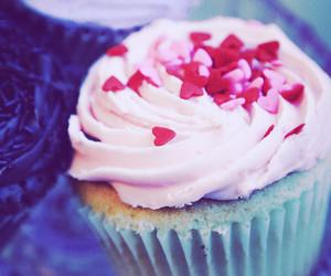 cupcake, kawaii, and pink image
