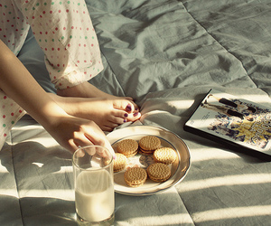milk and Cookies image