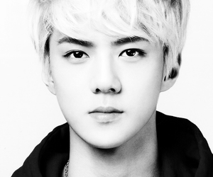 exo, exo-k, and sehun image