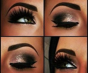 eye liner and make up image