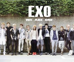 exo, we are one, and exo m image