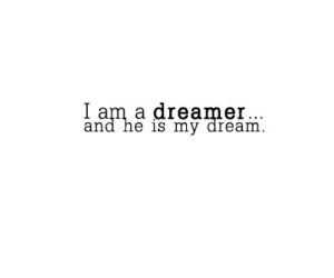 Dream, dreamer, and text image