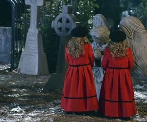 pll, Halloween, and twins image